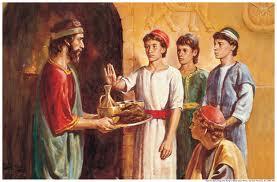 kings meat daniel 1