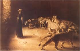 Daniel 6 daniel in the lions den