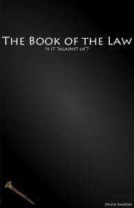 Book of the law cover