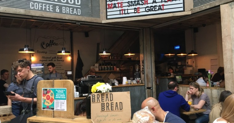 Brickwood Coffee and Bread