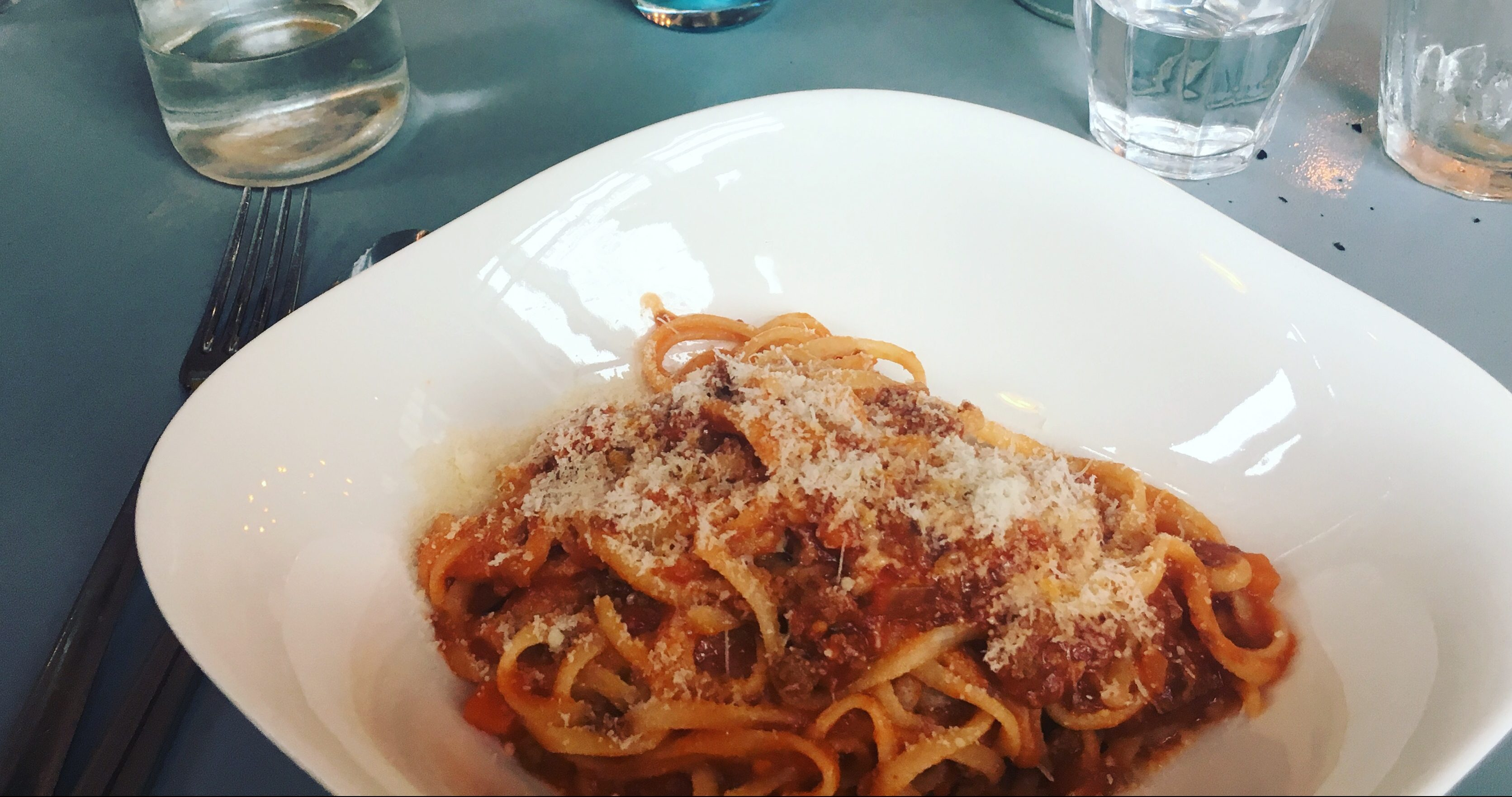 Nu Posto Lunch Review