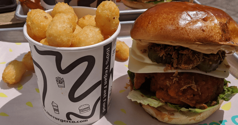 The Vurger Co. opens in Brighton