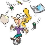 Multitasking = Increased Productivity?  NOT SO FAST!!