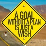 goal without plan sign