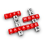 life work balance scrabble