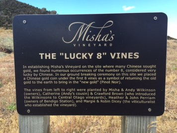 Misha's Marker for The Lucky 8 Vines by The Thirsty Kitten