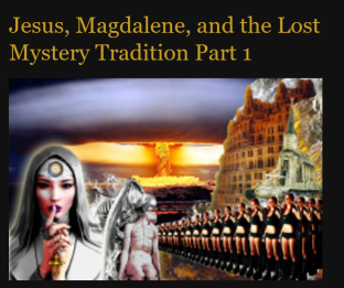 JESUS MAG MYSTERIES