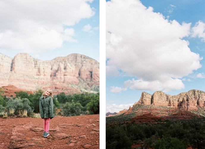 The Thompson Adventure Road Trip to Sedona Arizona.