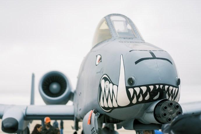 Wichita Air Show A-10 Warthog