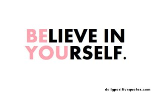 The continued lie of our spiritual enemy: believe in yourself and you will become like God.