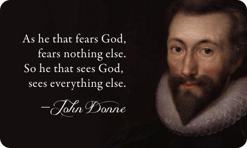 john-donne-fear-god