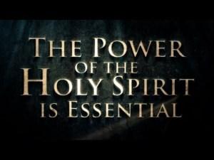 Power of Holy Spirit
