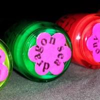 Glitz'd 23 Nail Polish (Neon)