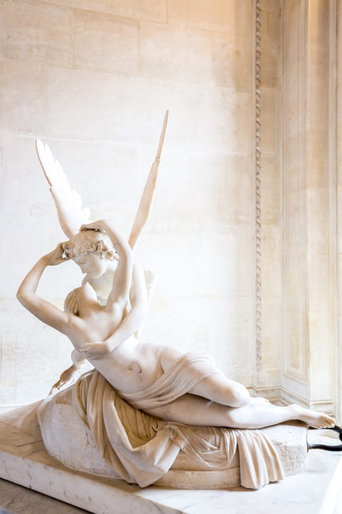 True Valentines The Love Story Of Cupid And Psyche The