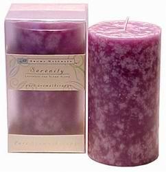 free aromatherapy candle