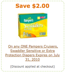 pampers $2 off coupon on amazon