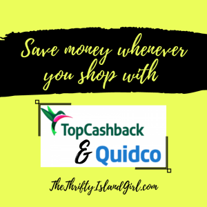 How to save £100s shopping with Cashback sites TopCashback & Quidco - Lei Hang