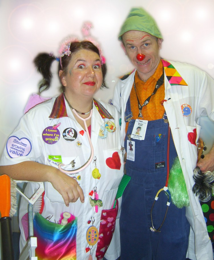 Clown Doctors for web