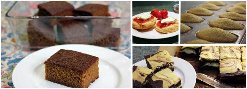 cake and bun recipes The Thrifty Squirrels