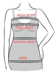 How To Choose The Correct Pattern Size For Skirts And