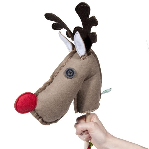 rudolph puppet kit