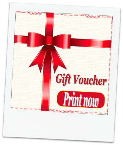 Crafty Christmas idea # 18 - A sewing gift voucher