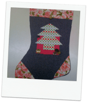 handmade stocking