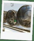Magnetic pin tins