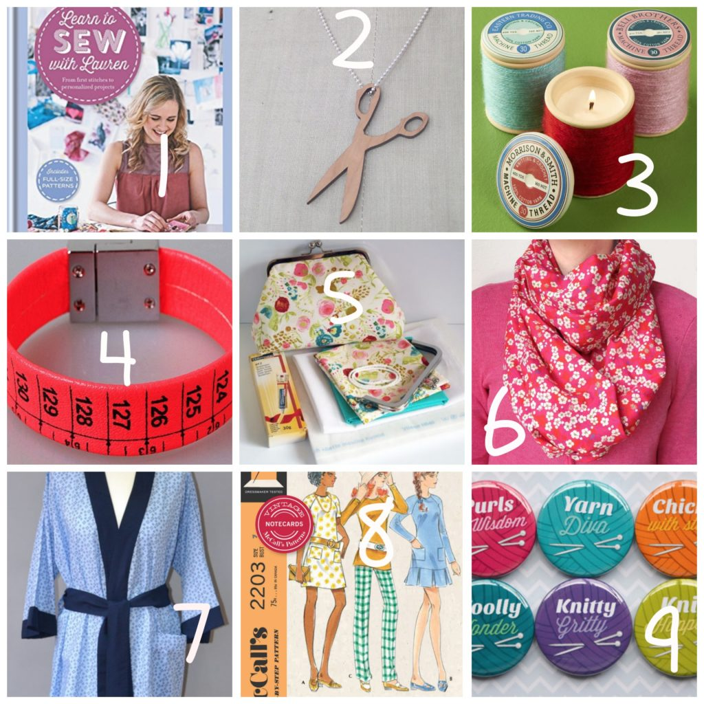 Present ideas for Crafty pals