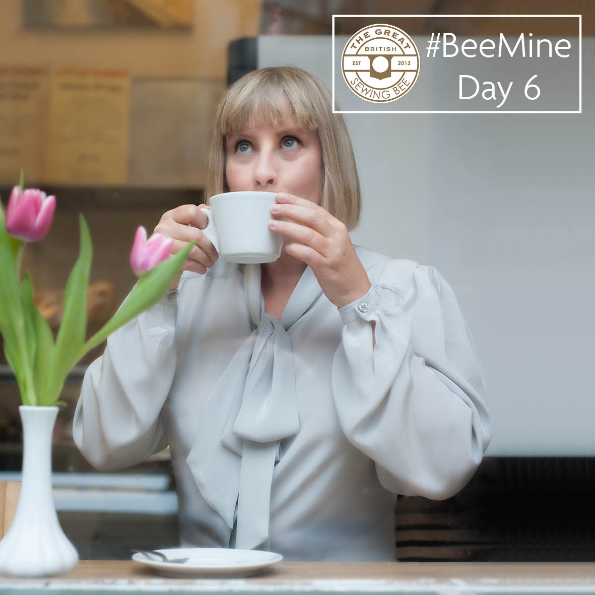Day 6 #BeeMine- My 30 day blog challenge- Fashion With Fabric