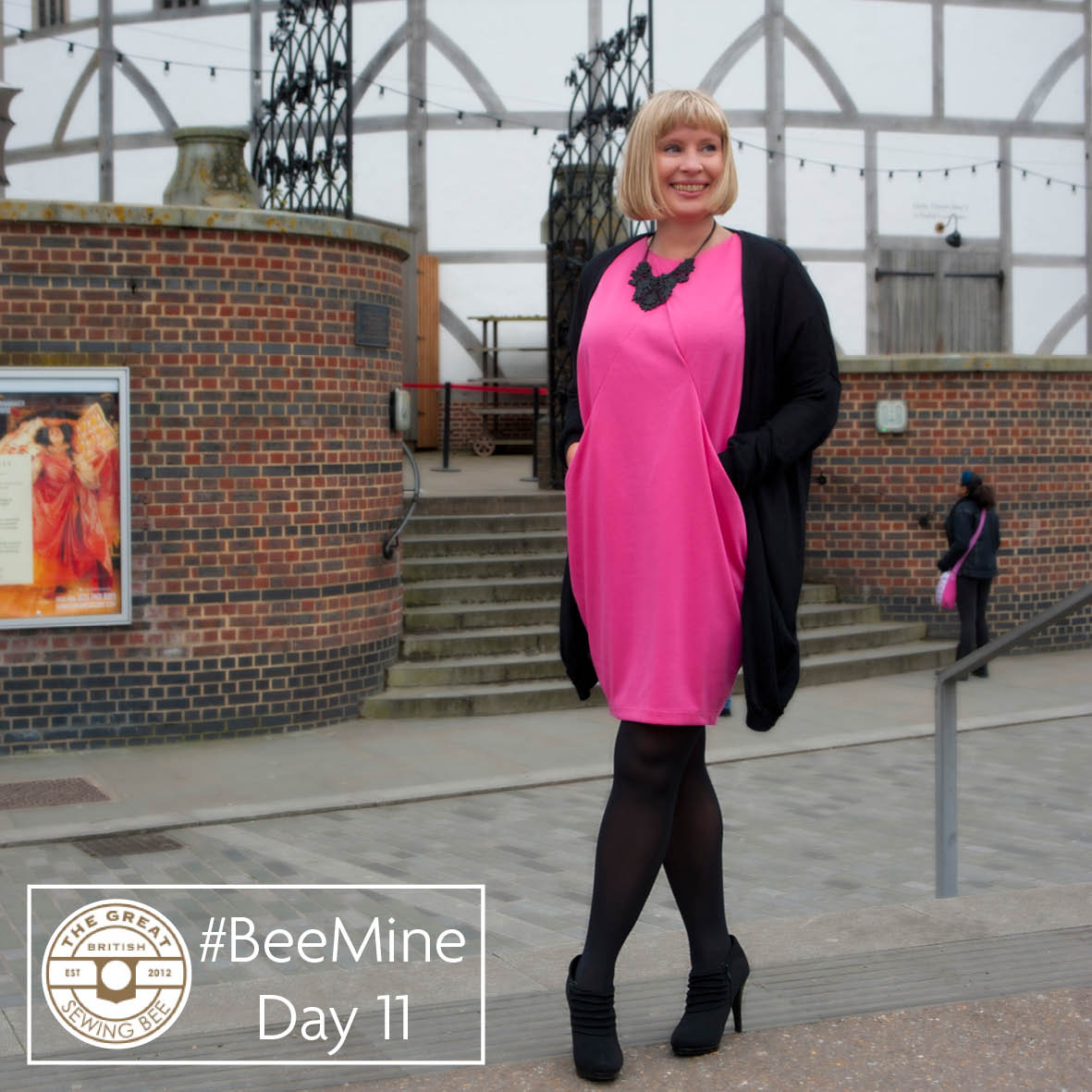 Day 11 #BeeMine- My 30 day blog challenge- Fashion With Fabric