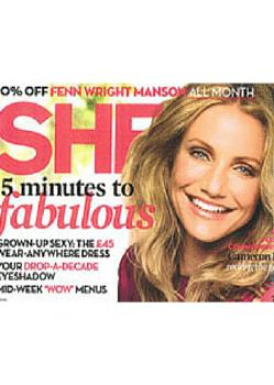 She Magazine Feature