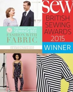 Exciting news! My debut appearance on Sewing Quarter