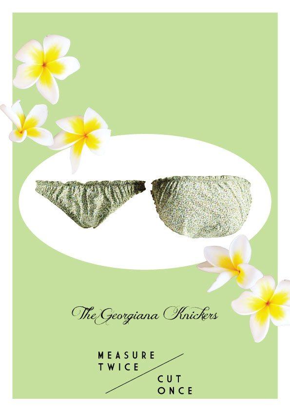 The Georgiana Knickers by Measure Twice Cut Once