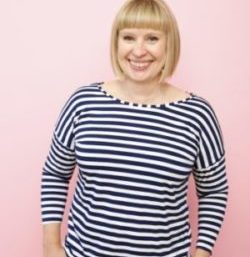 Intro to sewing with Stretch fabrics: Make a simple T shirt