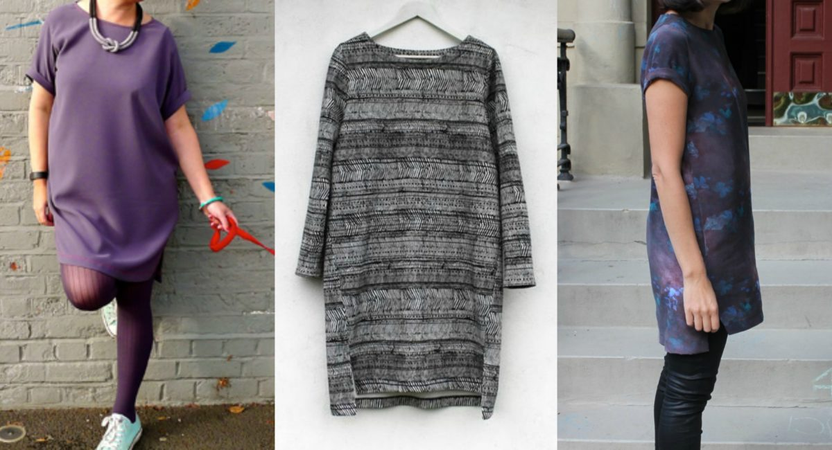 Simple Shift Dress