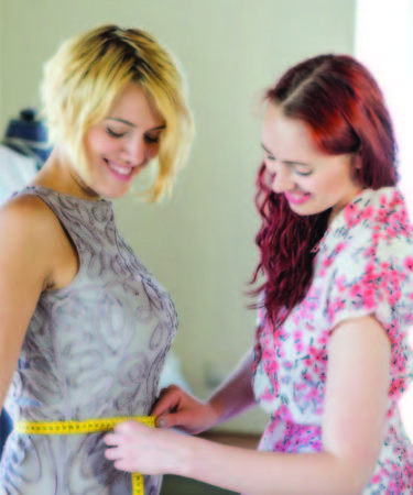 Why your pattern size is based on your body measurements not your ready to wear size!