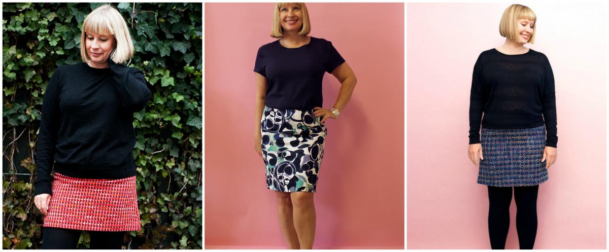 Beginners Dressmaking #1- Sew a Simple Skirt