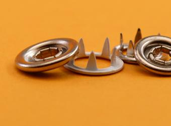 prong no sew fasteners