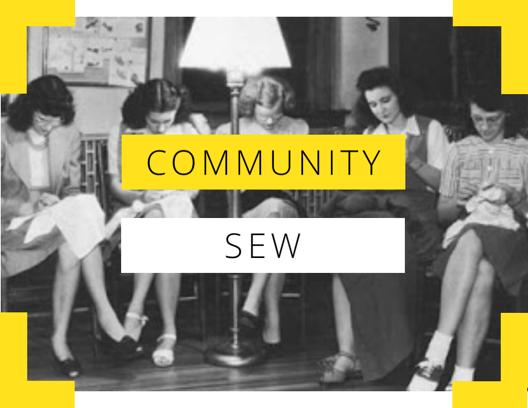community sew