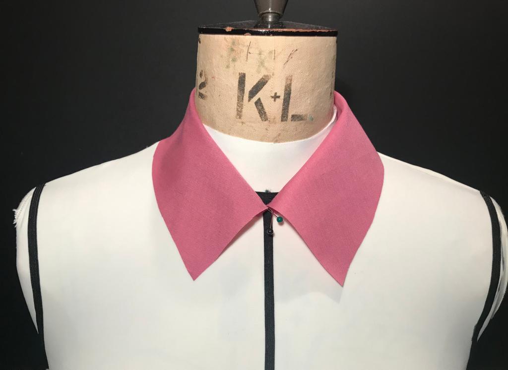 Draping Masterclass Pt 2- Creating collars