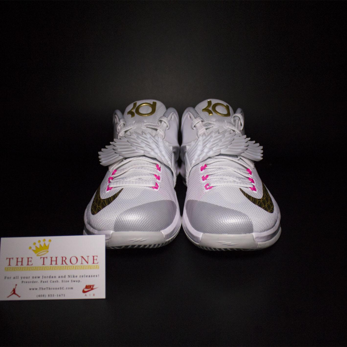 separation shoes 6a5eb d5ece ... top quality nike kd 7 premium aunt pearl a4234 e0cc7