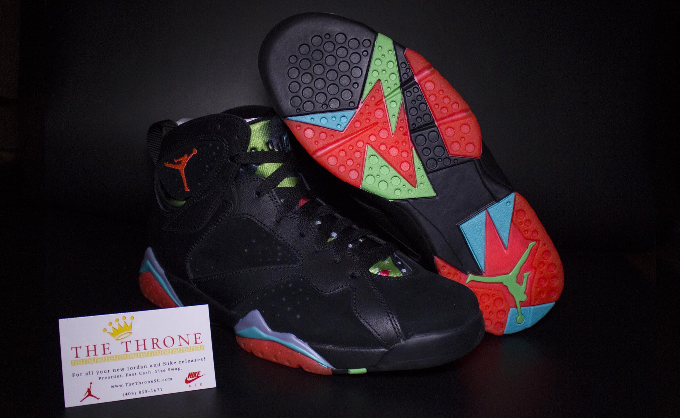 "buy online 9e6f1 22a83 Air Jordan 7 Retro ""Marvin The Martian"""