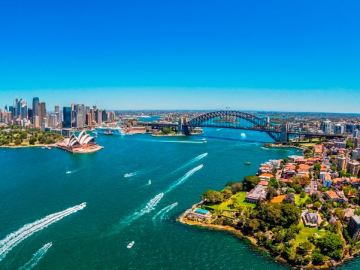 From Wollongong ToSydney Top 10 Largest Cities in Australia