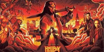 Hellboy 2019 Cast