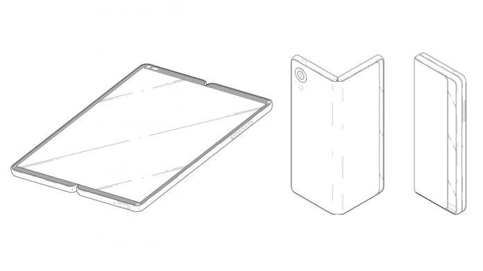 LG's foldable phone