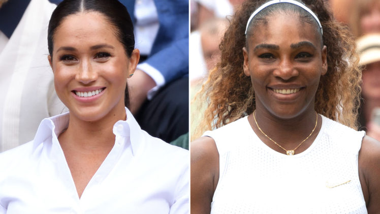 Serena Williams Refused to Give Meghan Markle?