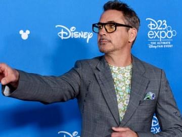 Robert Downey, Jr. Tony Stark calls a 'great gift' game