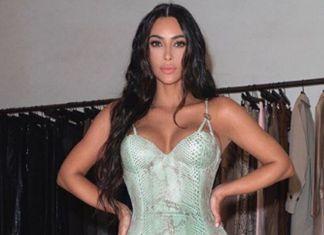 Kim Kardashian Body Tape