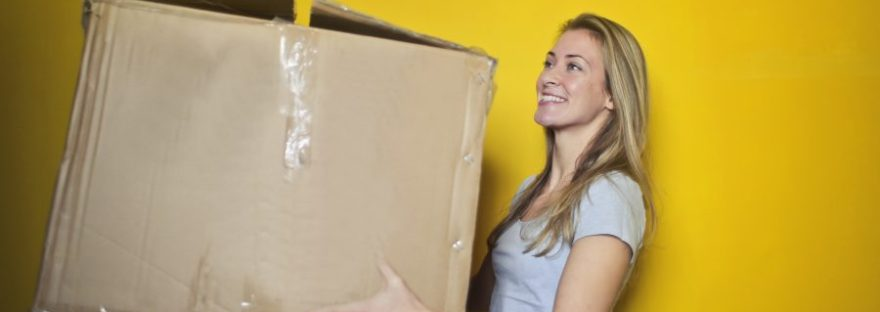 moving day kit, A Tiny Tidy Tip ~ Moving Day Kit., The Tidy Lady